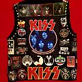 KISS Battle Vest #3, with more LED lights