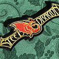 Steel Dragon custom patch