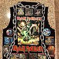Iron Maiden Battle Vest Battle Jacket