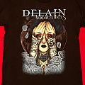 Delain official concert t-shirt