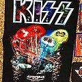 Kiss - Patch - KISS Jelly Back Patch
