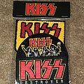 Kiss - Patch - KISS Destroyer