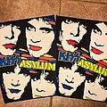 Kiss - Patch - KISS Asylum Back Patchs