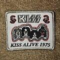 Kiss - Patch - KISS Alive