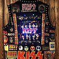 KISS Battle Vest #4 - LED lights in backpatch