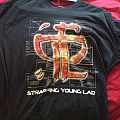 Strapping young lad tour shirt