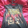 Nuclear Assault Tour Shirt