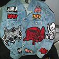 Death metal jacket