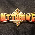 Bolt Thrower - Pin / Badge - Bolt Thrower
