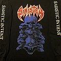 Sinister - TShirt or Longsleeve - Sinister