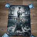 Nile - At the Gate of Sethu (A1 poster) Other Collectable