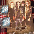 Mortiis - Signed poster - The Grudge - Era II Other Collectable