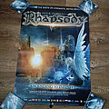 Rhapsody - Other Collectable - Rhapsody - Ascending To Infinity (A1 poster)