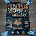 Gotthard - Firebirth (A1 poster) Other Collectable