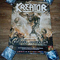 Kreator - Phantom Antichrist (A1 poster) Other Collectable