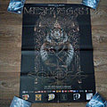 Meshuggah - Kolos (A1 poster) Other Collectable