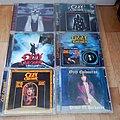 Ozzy Osbourne - bunch of bootleg CDs Tape / Vinyl / CD / Recording etc