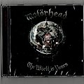 Motörhead - The Wörld Is Yours (2010) Tape / Vinyl / CD / Recording etc
