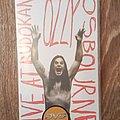 Ozzy Osbourne - Live at Budokan (2002) VHS Tape / Vinyl / CD / Recording etc