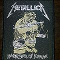 Metallica - Harvester If Sorrow Patch