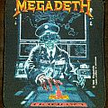 Megadeth - Launch Patch