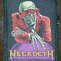 Megadeth - Peace Sells But Whos Buying Patch
