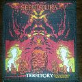 Sepultura - Territory Patch