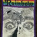 Rainbow - Straight Between The Eyes Patch