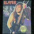 Slayer patch Kerry King Live Undead