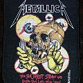 Metallica - The Shortest Straw Has Been Pulled For You! Patch