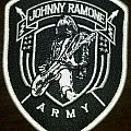 Ramones - Johnny Ramone Army Patch