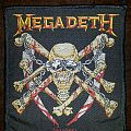 Megadeth - Killing Is My Business... and Business Is Good! Patch