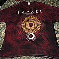 Samael - TShirt or Longsleeve - SAMAEL - Solar Soul Batik