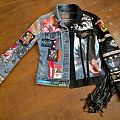 33 YEARS OF W.A.S.P. Battle Jacket