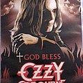 Ozzy Osboune promo poster