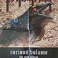 Pentagram - Other Collectable - Pentagram Curious Volumje promo poster