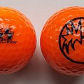 Kiss Las Vegas mini golf Golf Balls