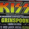 Kiss - Other Collectable - Kiss Australian quad promo poster 200cm x 100cm
