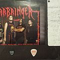 Warbringer setlist and guitar picks