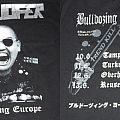 Metalucifer - Bulldozing Europe silver