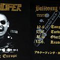 Metalucifer - Bulldozing Europe gold