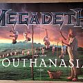 Megadeth Youthanasia 1994 Promo Poster  Other Collectable