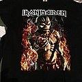 Iron Maiden Book Of Souls Tour 2017 T Shirt