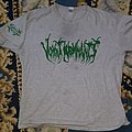 Vomit Remnants Ultra-Groove brutality grey shirt