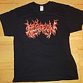 Bludgeon orange logo shirt