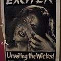 Exciter - Unveiling The Wicked promo poster Other Collectable