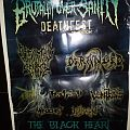 BRUTALITY Over Sanity UK edition poster Other Collectable