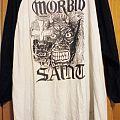 Morbid Saint raglan
