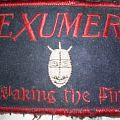 Exumer -Waking The Fire patch