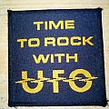 UFO - Time To Rock patch